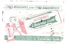 BUVARD  DENTRIFICE  CHEWING GUM  Tres Moussant Donc Tres Economique ... - Produits Pharmaceutiques