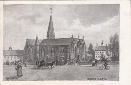 Tieghem, Tiegem, Dorpsplaats (19173) - Anzegem