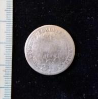 Monnaie 1 Fr, Un Franc Argent 1849 A - H. 1 Franco