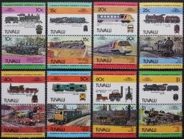 Tuvalu, Locomotieven - Tuvalu
