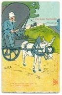 Illustrateur GALRY 08. Ces Bons Normands. J Vas Pas Bien Vitemais Mé J Nai Iu S Pannes. - Humour