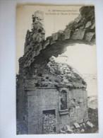 Séverac Le Chateau , Les Ruines De L'entrée , Circa 1920 - Altri Comuni
