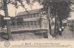 Gent, Gand, Le Préau Du Petit Béguinage (19187) - Gent