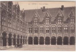 Liège, Cour Du Palais (19198) - Liege