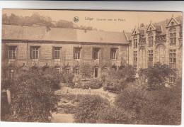 Liège, Seconde Cour Du Palais (19199) - Liege