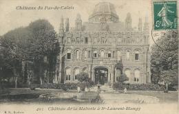 Saint Laurent Blangy - Chateau De La Malterie - France