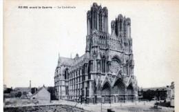 2689 Francia  Reims   Avant   La Guerre  Catedral - Reims
