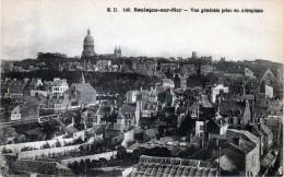 2689 Francia  Boulogne  Sur Mer Vista Aerea - Boulogne Sur Mer