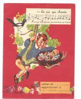 Protège Cahier La Pie Qui Chante - Protège-cahiers