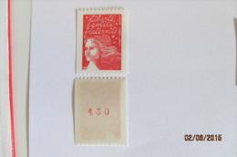 France Neuf Année 2001 , Dentelé ,sans Trace De Charnière Marianne Du Bicentenaire, N°3418a, Mariannes - Nuevos