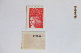 France Neuf Année 2001 , Dentelé ,sans Trace De Charnière Marianne Du Bicentenaire, N°3418b, Mariannes - Nuevos