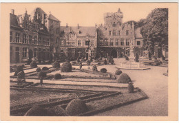 Kasteel Van Gaasbeek, Gezien Van Het Binnenhof (19224) - Lennik
