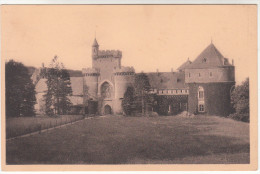 Kasteel Van Gaasbeek, Gezien Van Het Voorplein (19225) - Lennik