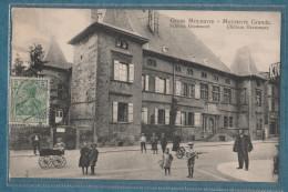 57-MOYEUVRE-GRANDE-GROSS-MOYEUVRE-  Château Grammont-Schloss Grammont-animée- Nc -  9X14 - MEISTERZHEIM - France