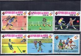 Sport Calcio Francobolli Tematica Calcio Francobollo World Sports Stamp - Usati