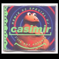 CD CASIMIR - L'ILE AUX ENFANTS - Enfants