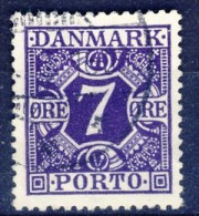 ##Denmark 1930. Postage Due. Michel 21. Used(o) - Strafport
