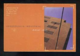 *Lluis Casals - Arqueología Industrial* Bcn 1998. - Exposiciones
