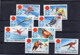Sport Francobolli Olimpiadi Tematica Sport Invernali Francobollo World Sports Stamp - Francobolli