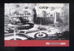 *Charles Beauvais - Future* City Exhibition Space, Sidney 2000. Nueva. - Exposiciones