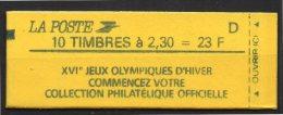 France Carnet Usage Courant N° 2614C6 Conf 8  Neuf  XX   , Cote  100,00  Euros Au Tiers De Cote - Booklets