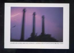 *Juan Carlos Blanco - Diez Huellas* Barcelona 1992. Impreso Flyer. - Exposiciones
