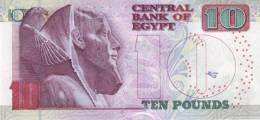 EGYPT  P. 64g 10 P 2009 UNC - Egypte