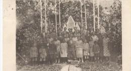 88 Harol (599 Habitants ) Fête Dieu  à Harol   1925  Longeroye LE Ménil  Puttegney  Frizon Lafosse  CPA 1932 - Sonstige Gemeinden