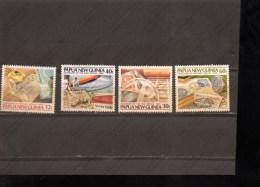PAPUA NUEVA GUINEA - Correo Postal