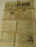 """RARE EXEMPLAIRE MENSUEL """" LE CAÏFA """" N° 13 . 2ème ANNEE DECEMBRE 1928 - Journaux - Quotidiens"""