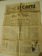 """RARE EXEMPLAIRE MENSUEL """" LE CAÏFA """" N° 18 . 2ème ANNEE MAI 1929 - Journaux - Quotidiens"""