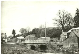 Vaux Sur Sure La Sure Et Le Pont - Vaux-sur-Sûre