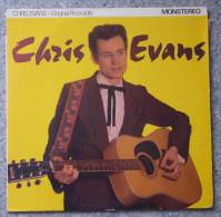 CHRIS EVANS - Original Rockabilly - VINYLE 33 T 25 Cm - Réf. BB 803 - BIG BEAT RECORDS - Distribué Par SFPP - Année 1980 - Rock