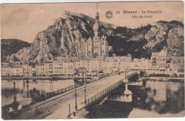 Dinant, La Citadelle Vue Du Pont (pk19233) - Dinant
