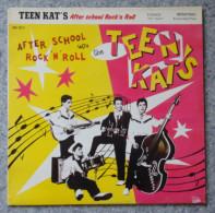 TEEN KAT´S - VINYLE 45 T 25 Cm - Réf. BB 0013 - BIG BEAT RECORDS - Distribué Par MUSIDISC EUROPE - Année 1981 - Rock