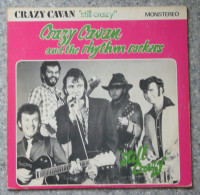 "CRAZY CAVAN - ""Still Crazy"" - VINYLE 33 T 25 Cm - Réf. BB 0013 - BIG BEAT RECORDS - Distribué Par SFPP. - Rock"