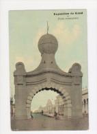 Gent - Gand  - Exposition Universelle Et Internationale 1913 - Porte Triomphale - Gent