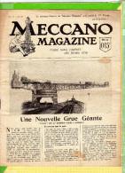 MECCANO MAGAZINE : N° 29 Du 1er Janvier   1924  ORIGINAL - Journaux - Quotidiens