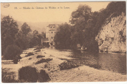 Moulin Du Château De Walzin Et La Lesse (pk19248) - België