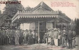 BARBAZAN-LES-EAUX A LA BUVETTE L´HEURE DE L´ABSINTHE BLANCHE ABSINTE 30 GARD - Barbazan