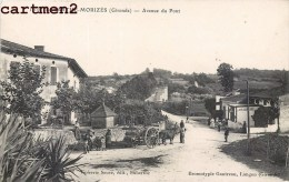 LABARTHE-MORIZES AVENUE DU PONT ANIMEE 33 GIRONDE - Unclassified
