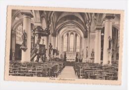 PUURS - Binnenzicht Der Kerk - Uitg. Albert Suykens - Gelopen - Puurs