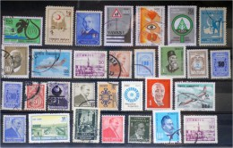 Turkeye- Lot Stamps (ST138) - Stamps