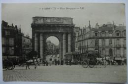 33 - BORDEAUX - Place Bourgogne - - Bordeaux
