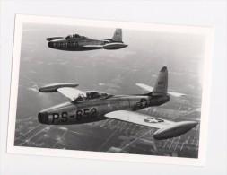 Aeroplane - Avion - Vliegtuig - Flugzeug - Fairchild Republic P-84 USAF - Aviation Photos Airplane - Luchtvaart