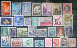 Turkeye- Lot Stamps (ST146) - Timbres
