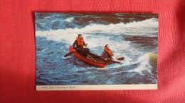 White Water Canoeing In Maine  ----------1844 - Autres