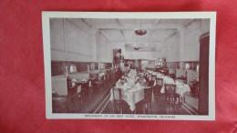 Delaware> Wilmington   Restaurant Kent Hotel  -1844