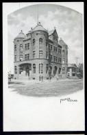 Rare Cpa Usa états Unis Paris Texas Post Office  FRM 7 - Non Classés