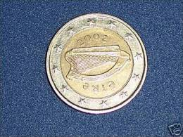 Ierland 2007     2 Euro (Harp) UNC Uit De Zakjes  UNC Du Sackets  !! - Irlande